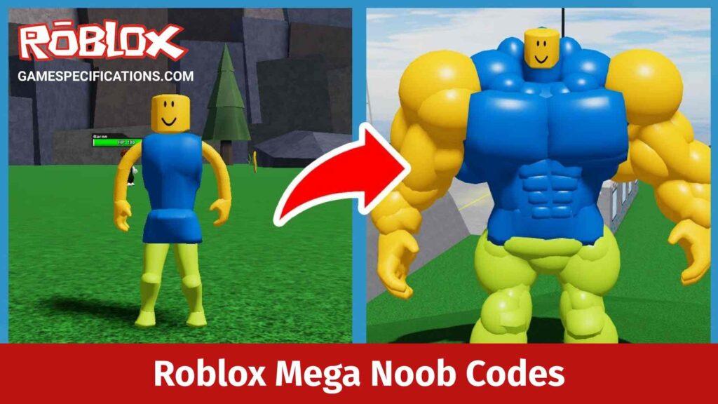 Roblox Mega Noob Codes