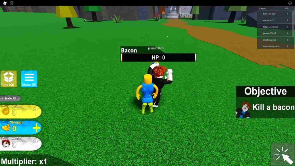 Roblox Mega Noob Gameplay