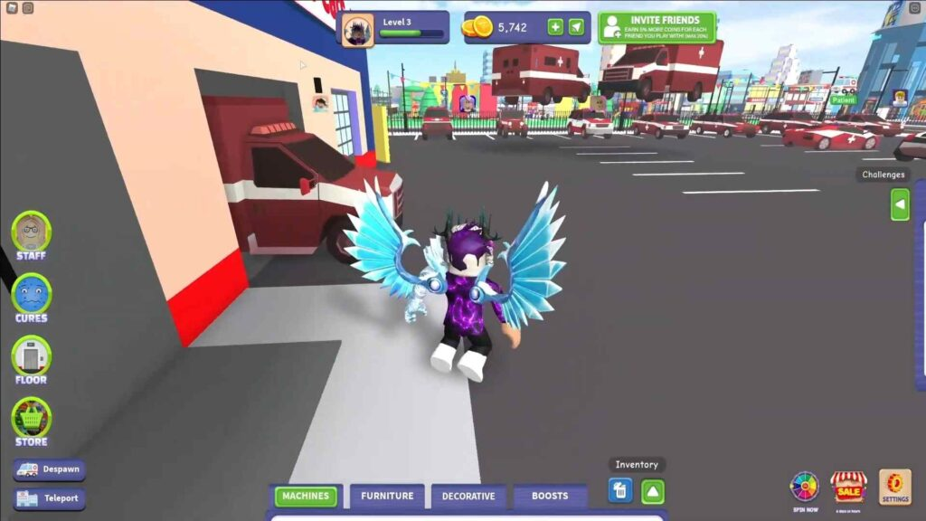 Roblox My Hospital Gameplay