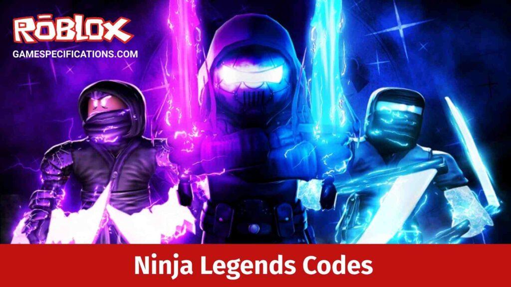 Roblox Ninja Legends Codes
