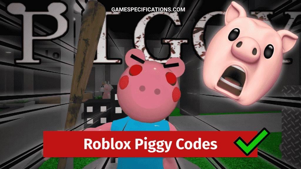 Roblox Piggy Codes
