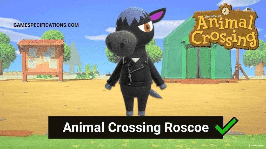 Roscoe Animal Crossing