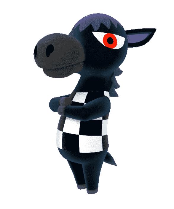 Roscoe Animal Crossing – Bio