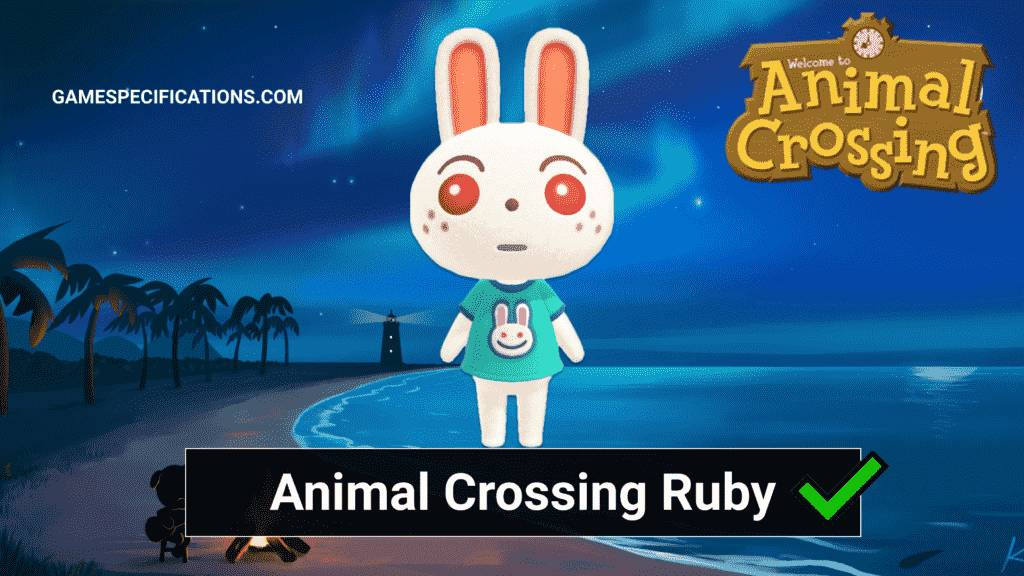 Ruby Animal Crossing