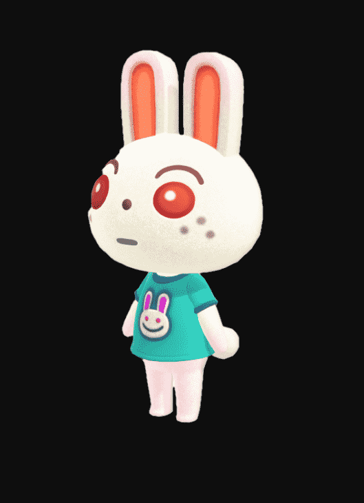Ruby Animal Crossing Bio