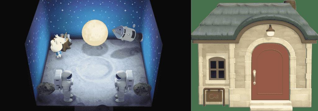 Ruby Animal Crossing House New Horizons