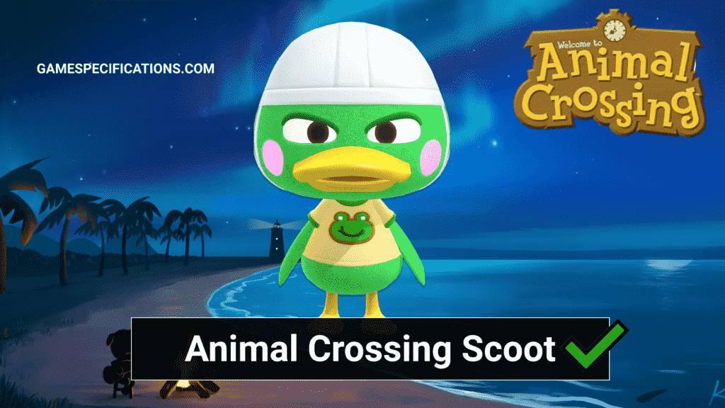 Scoot Animal Crossing