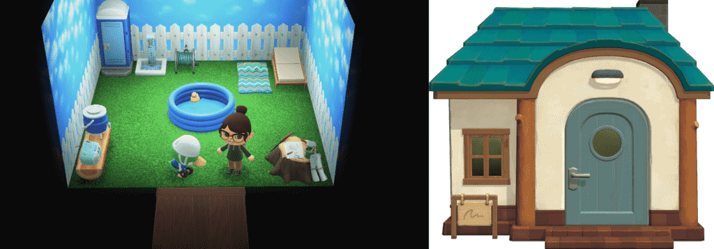 Scoot Animal Crossing House