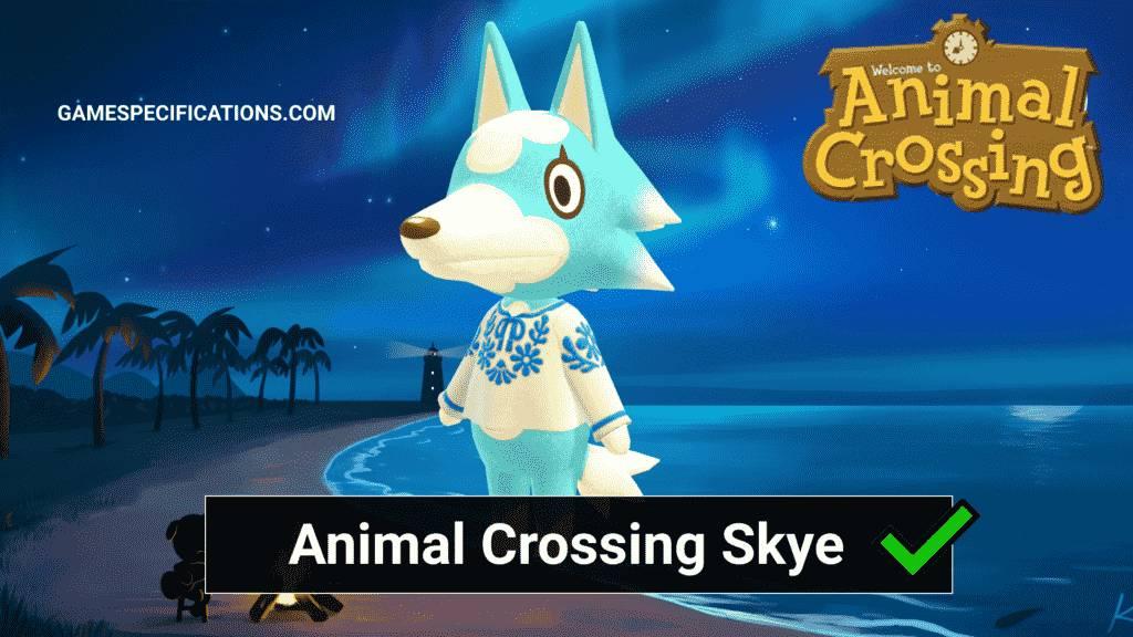 Skye Animal Crossing