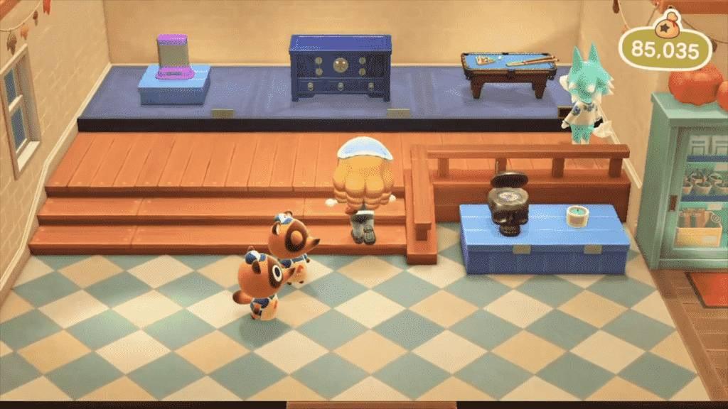 Skye Animal Crossing: House