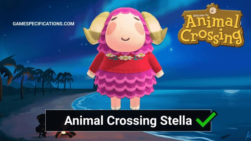 Stella Animal Crossing