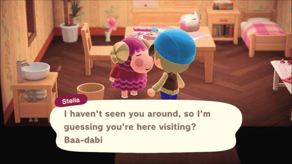Stella Animal Crossing - Appearance