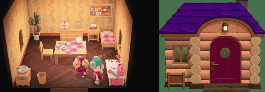 Stella Animal Crossing - House