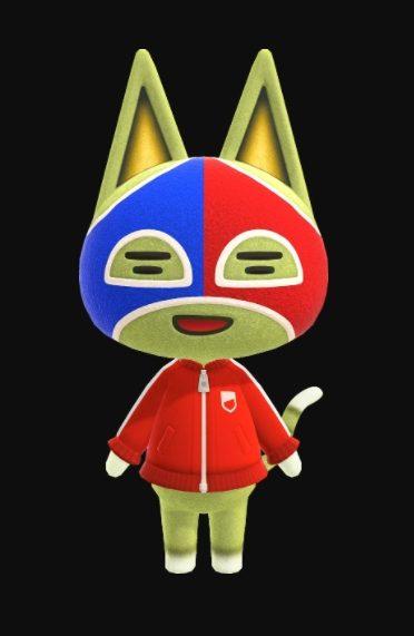 Animal Crossing Stinky