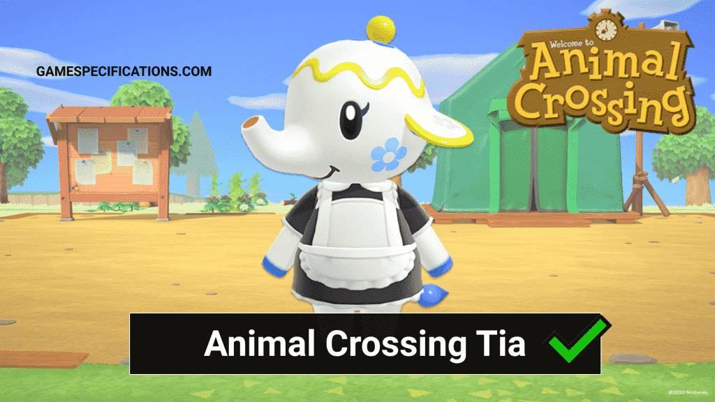 Tia Animal Crossing