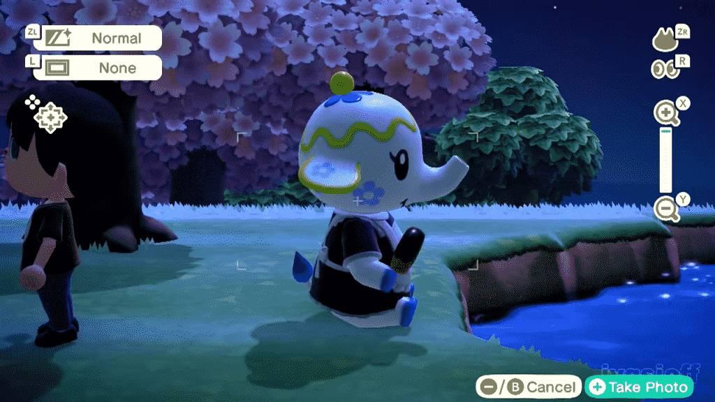 Tia Animal Crossing Appearance