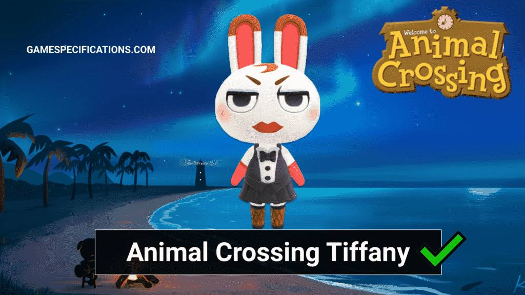 Tiffany Animal Crossing