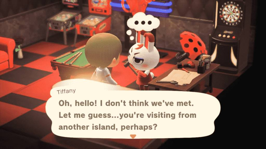 Tiffany Animal Crossing Personality