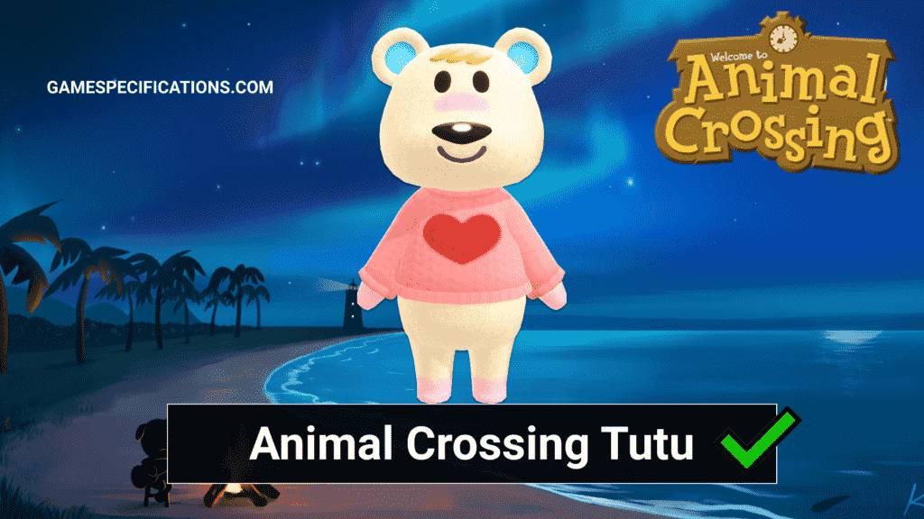 Tutu Animal Crossing