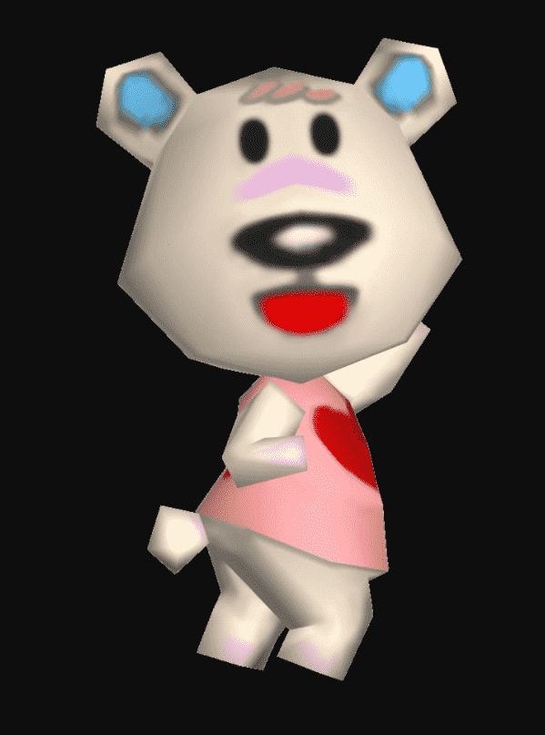 Tutu Animal Crossing - Biography