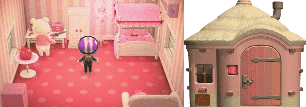 Tutu Animal Crossing - House