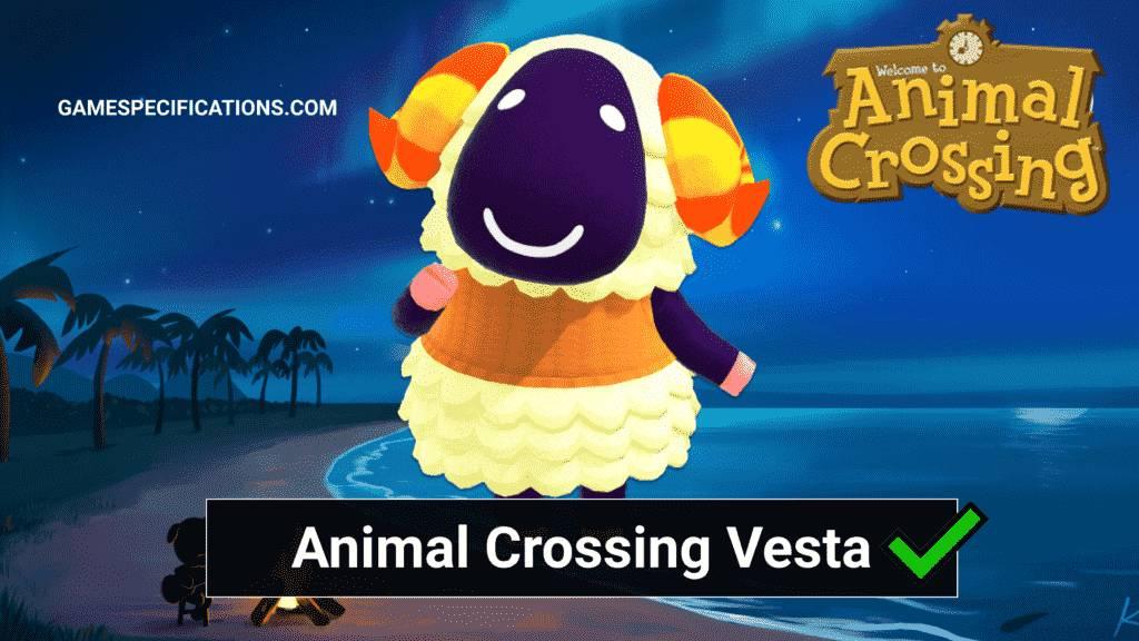 Vesta Animal Crossing