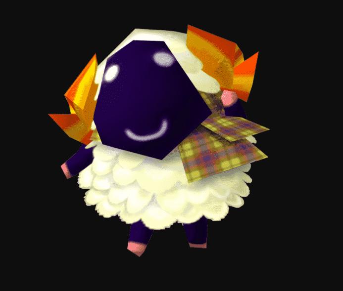Vesta Animal Crossing Bio