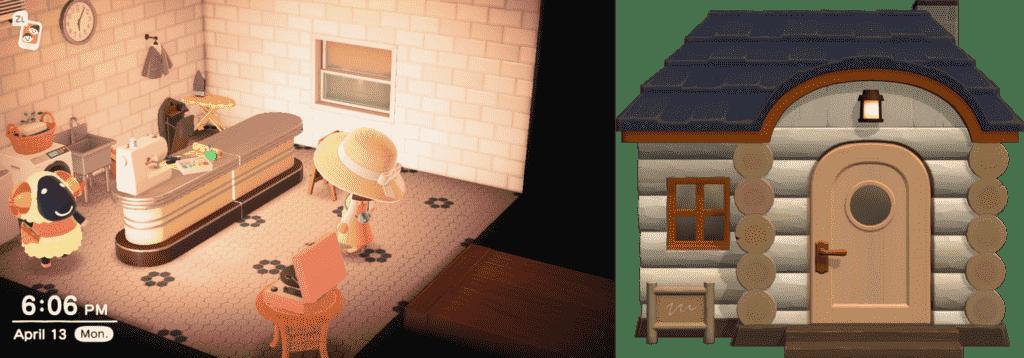 Vesta Animal Crossing House New Horizons