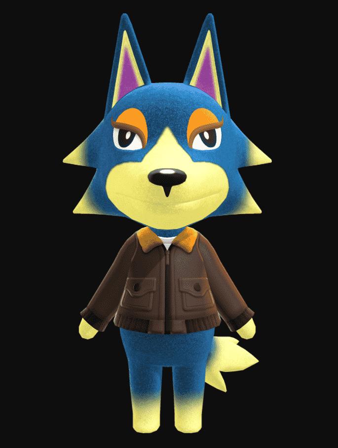 Wolfgang Animal Crossing - Bio