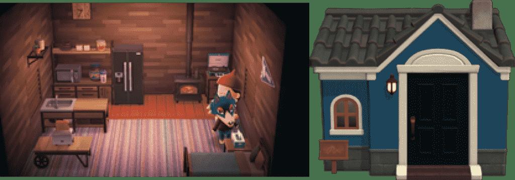 Wolfgang Animal Crossing - House New Horizons