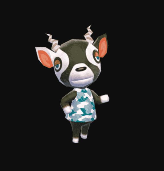 Zell Animal Crossing – Bio