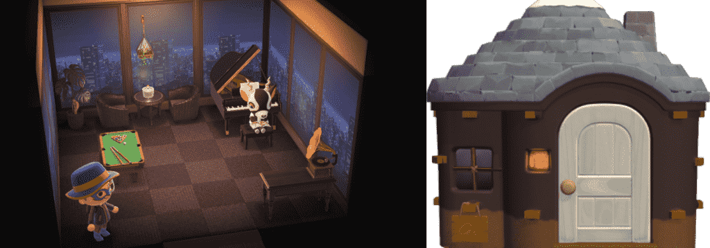 Zell Animal Crossing - House