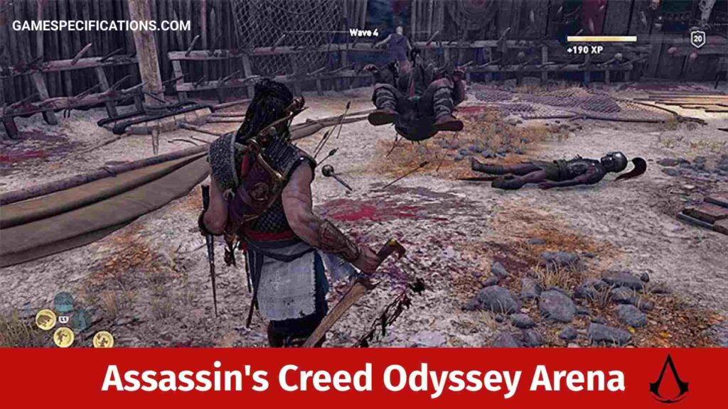 Assassin's Creed Odyssey Arena