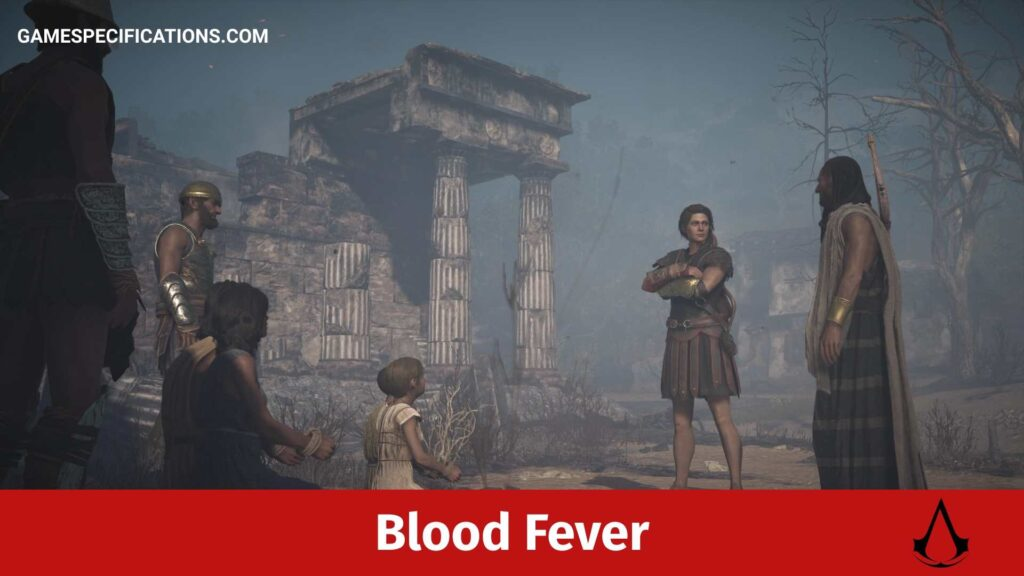 Assassin's Creed Odyssey Blood Fever