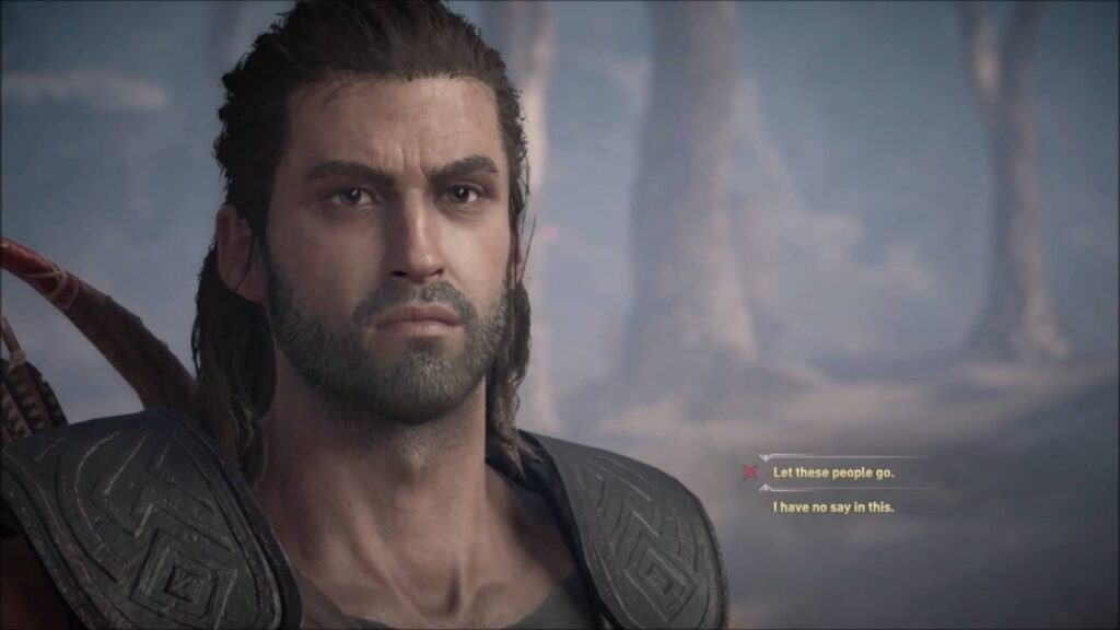 Assassin's Creed Odyssey Blood Fever Choices