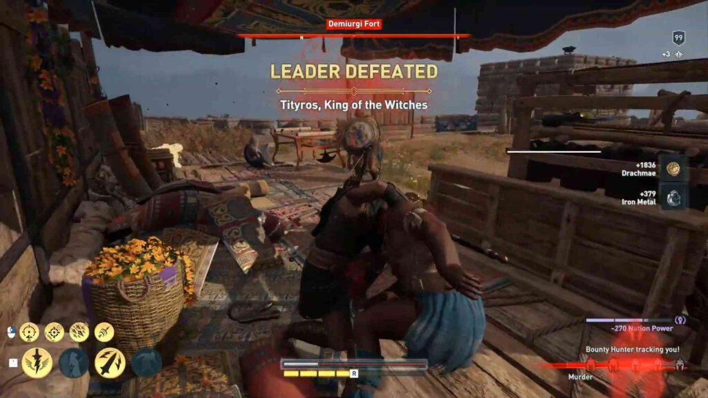 Assassin's Creed Odyssey Level Up Faster