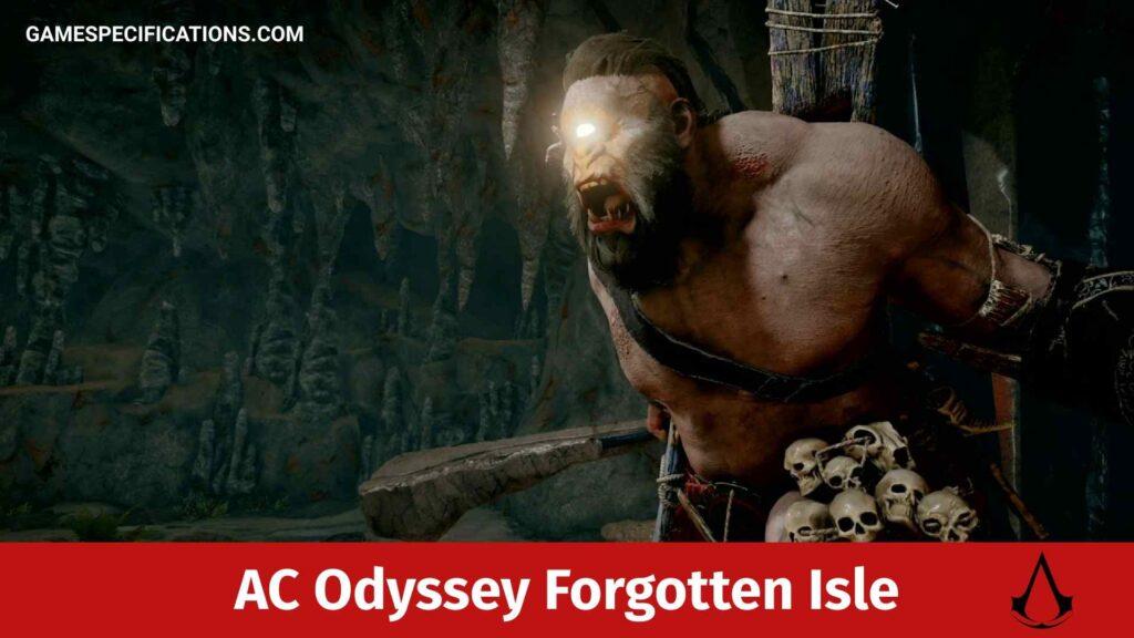 Assassin's Creed Odyssey Forgotten Isle