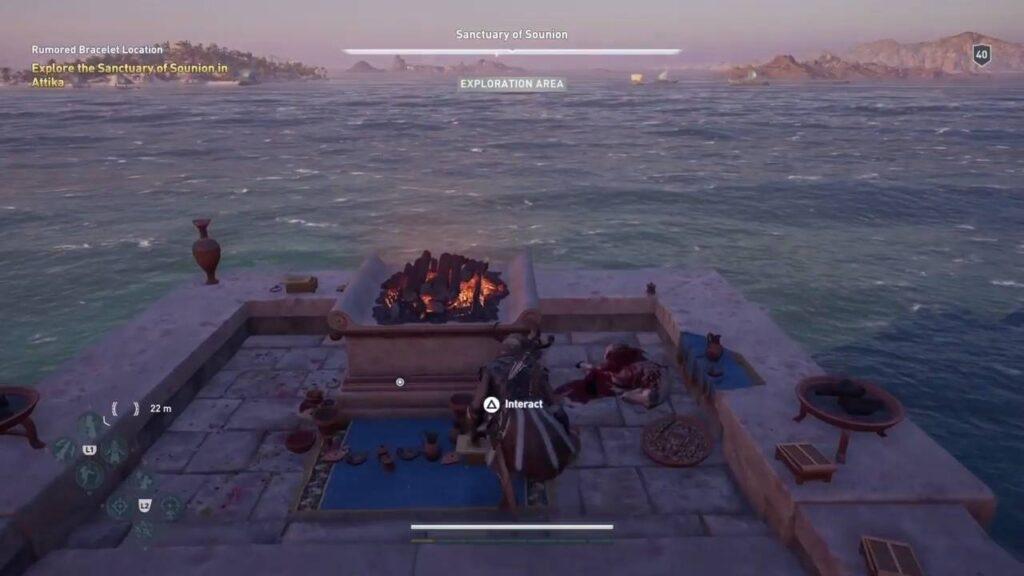 Assassin's Creed Odyssey Sacred Vows Bracelet