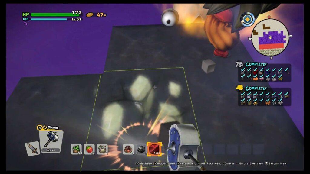 Dragon Quest Builder 2 Orichalcum Ore