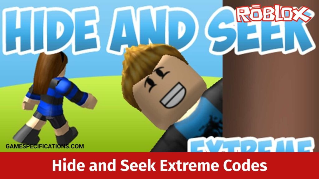 Hide and Seek Extreme Codes