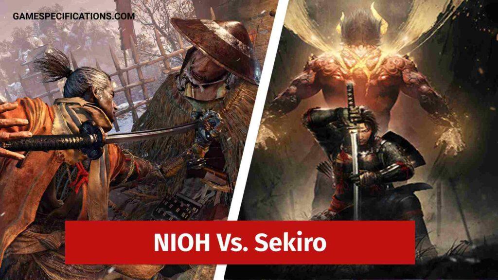 Nioh vs Sekiro