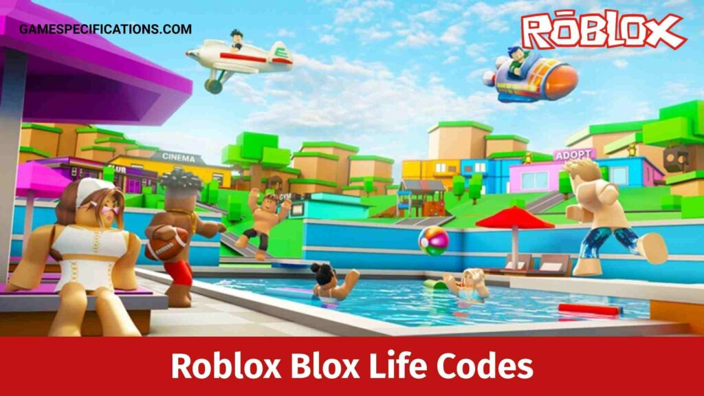 Roblox Blox Life Codes