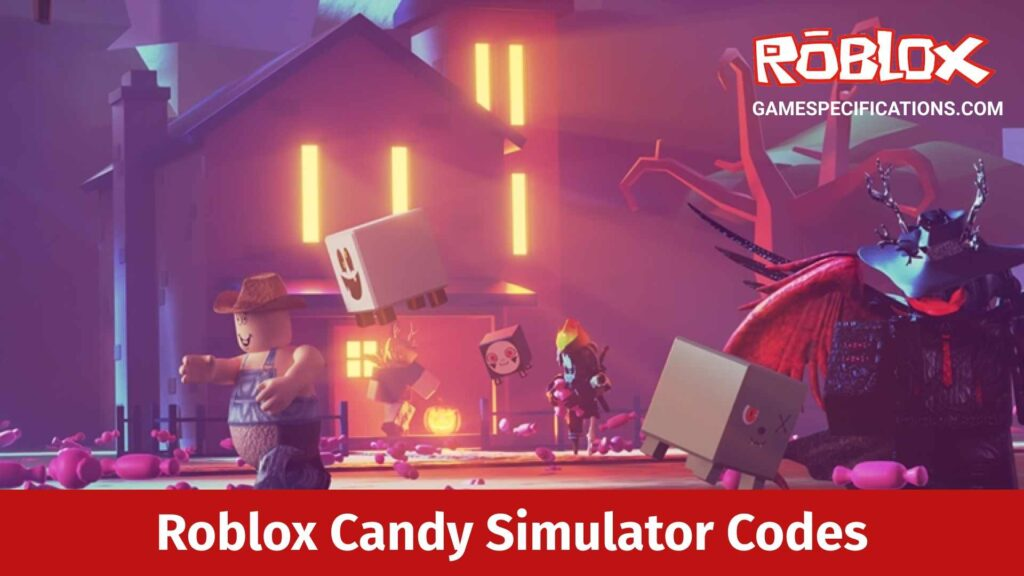 Roblox Candy Simulator Codes