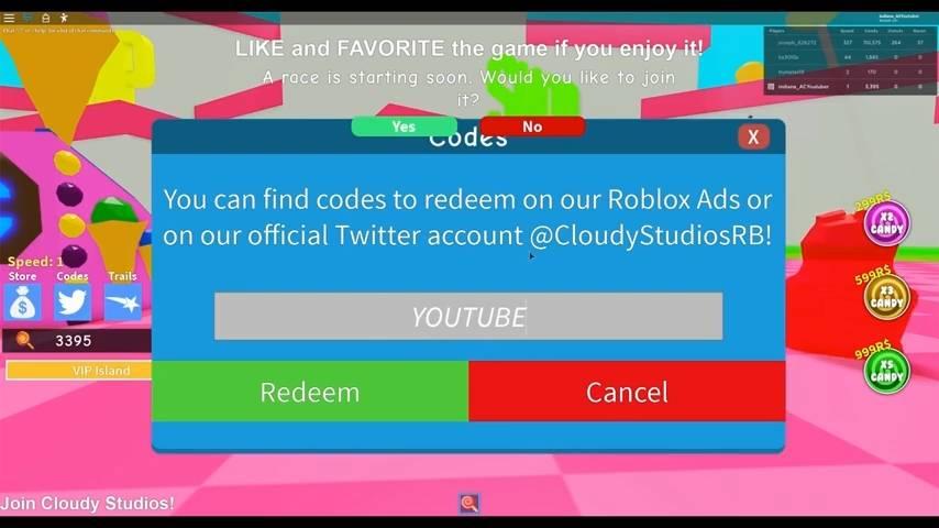 Roblox Candy Simulator Codes List