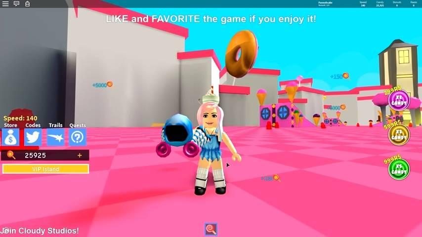 Roblox Candy Simulator Gameplay
