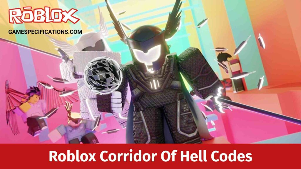 Roblox Corridor Of Hell Codes