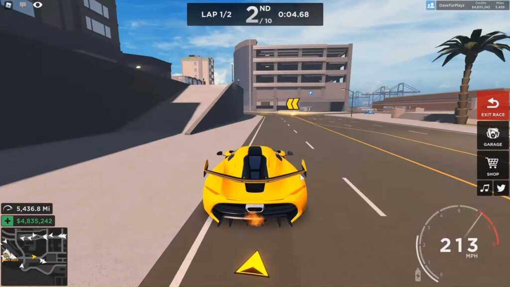 Roblox Driving Simulator Gameplay
