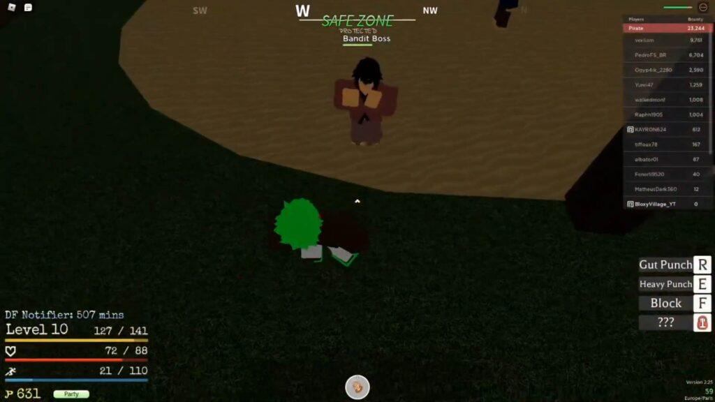 Roblox Grand Piece Online Gameplay