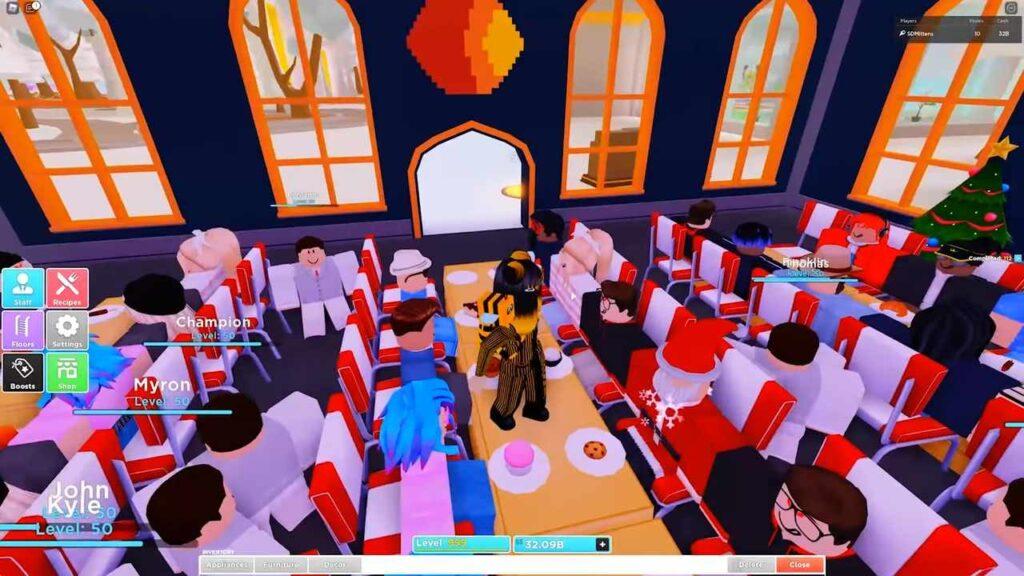 Roblox My Restaurant Gameplay