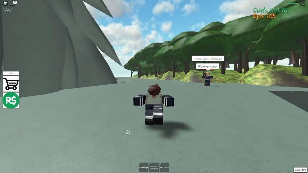 Roblox Ninja Tycoon Gameplay